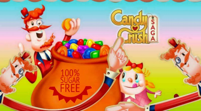 candy crush sin azucar