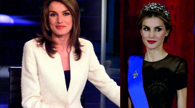 La CIA sospecha que la reina de España podría ser una presentadora de informativos infiltrada