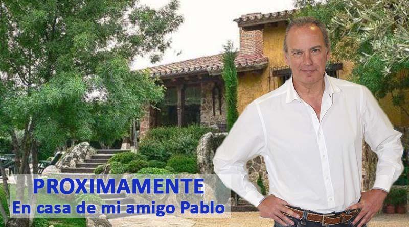 Bertín Osborne entrevistará a Pablo Iglesias en su nueva casa