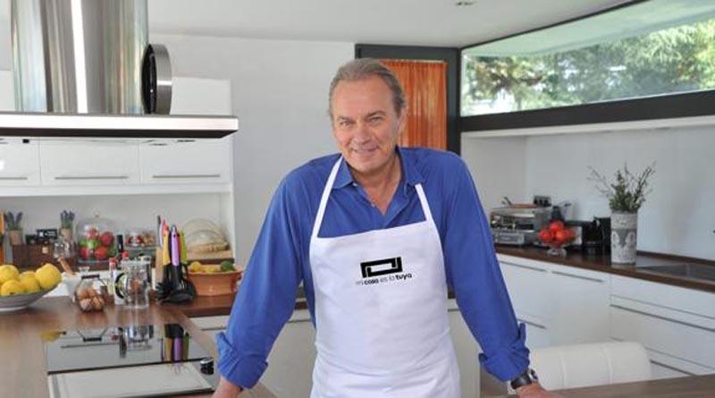 Bertin Osborne renueva con Telecinco para que le sigan haciendo la cena