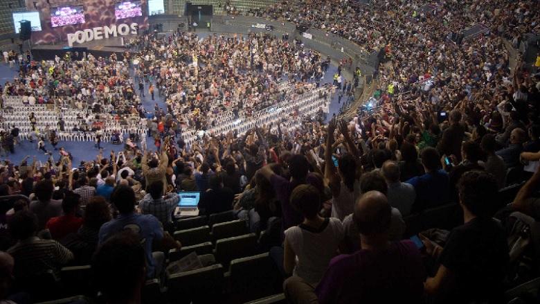 El próximo Congreso de Podemos se celebrará en uno de los 12 cuartos de baño de Pablo Iglesias