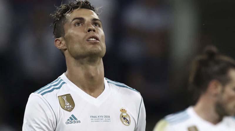 Cristiano Ronaldo se enteró en el vestuario que habían ganado
