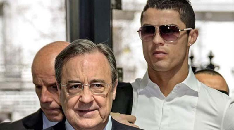 Cristiano Ronaldo renovará con el Madrid si fichan a Messi y lo dejan en el banquillo