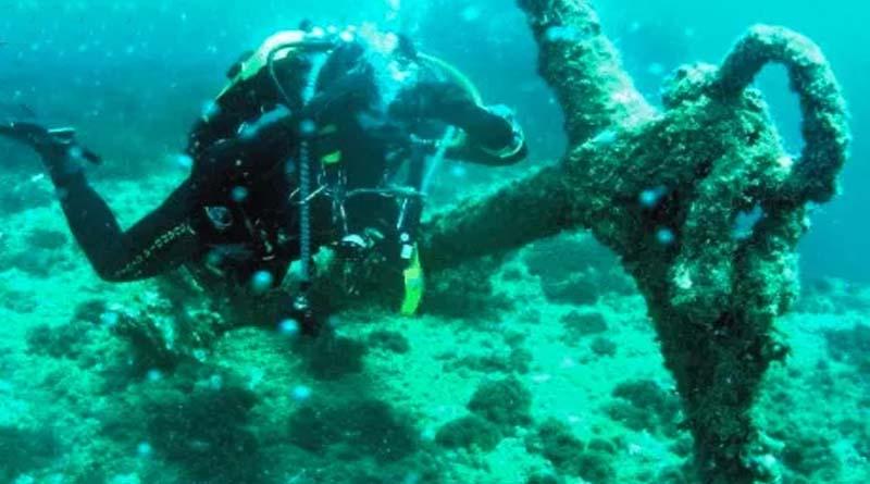 Encuentran las llaves matarile rile rile en el fondo del mar