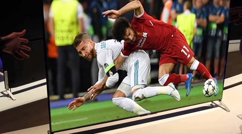 Carrefour te regala la TV que compres si Sergio Ramos no lesiona a nadie en el Mundial