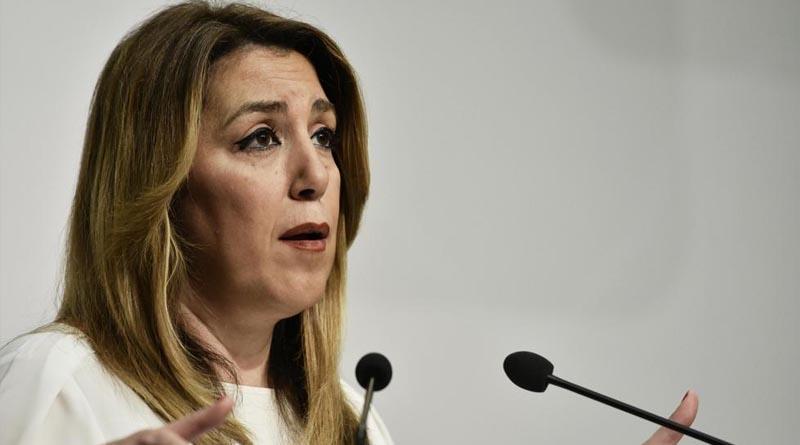 Susana Díaz se presenta también a las primarias del PP