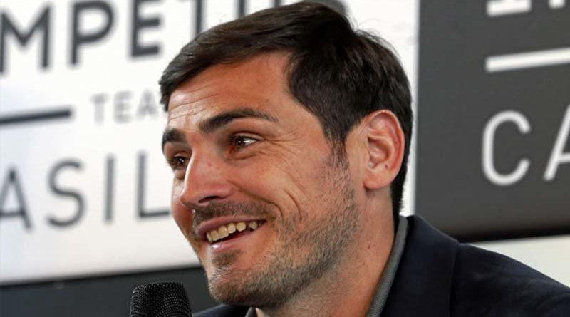 Iker Casillas destapa que el agua de Marte la ha subido Lanjarón