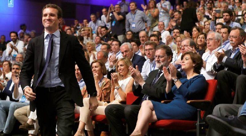 Los compromisarios del PP eligieron también a sus corruptos para la nueva temporada