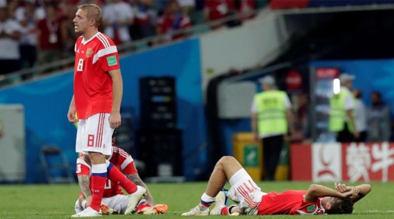 Los cuartos de final tendrán ida y vuelta tras visita de Putin a la delegación de la FIFA