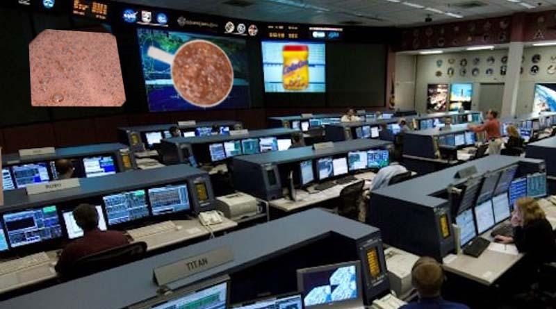 La NASA construye un laser que destruye los grumos del Cola Cao