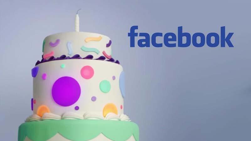 """Facebook dejará de recordar cumpleaños porque """"eso es cosa tuya"""""""