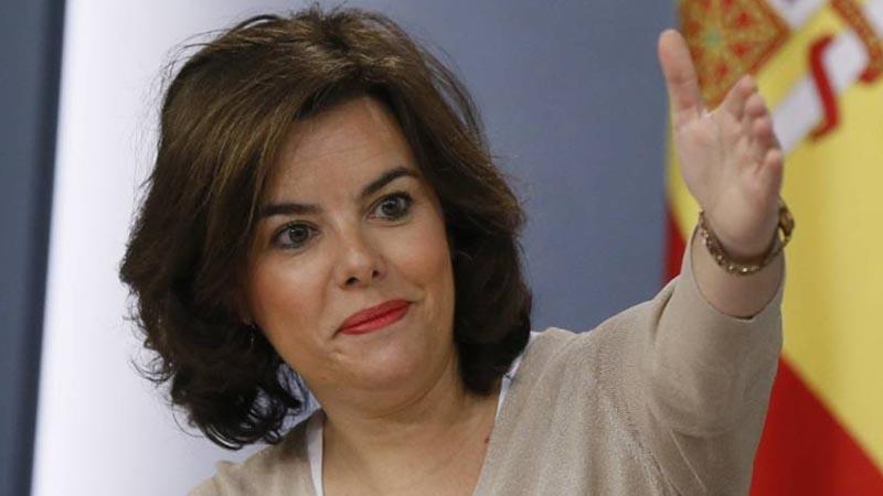 """Soraya se presentará a las primarias de Ciudadanos """"cuando salgan"""""""