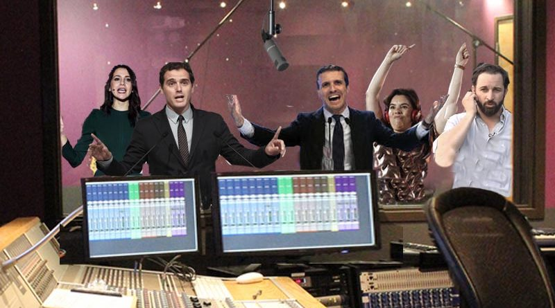 La derecha española graba una canción para que no se exhume a Franco