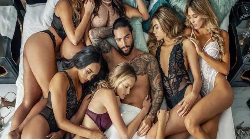 Maluma acepta ir a GH VIP a cambio de que le dejen entrar con 7 chicas que dormirán con él
