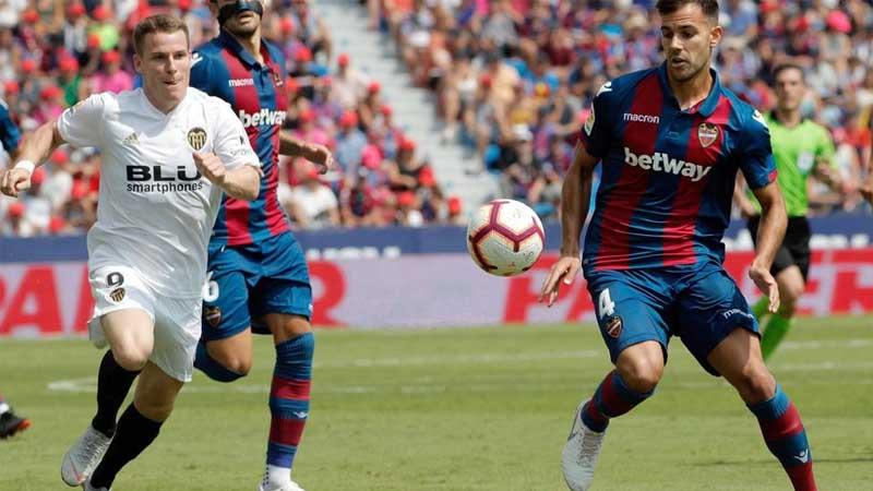 La LFP llevará a EE.UU. un Valencia-Levante, diciendo que es un Madrid-Barça