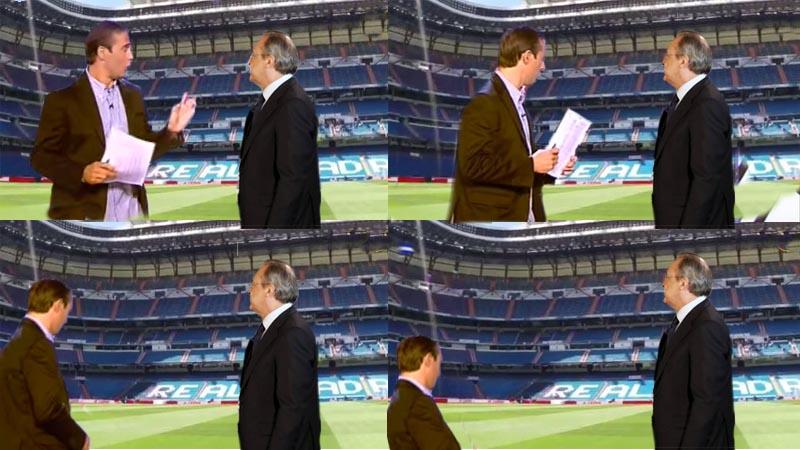 Lopetegui se desmaya cuando Florentino le pedía explicaciones por los malos resultados