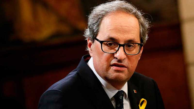 Quim Torra intentará la independencia de Murcia