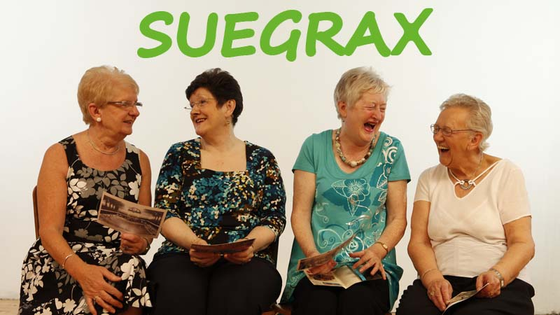 El nuevo partido SUEGRAX, promete expulsar a yernos y nueras de las casas