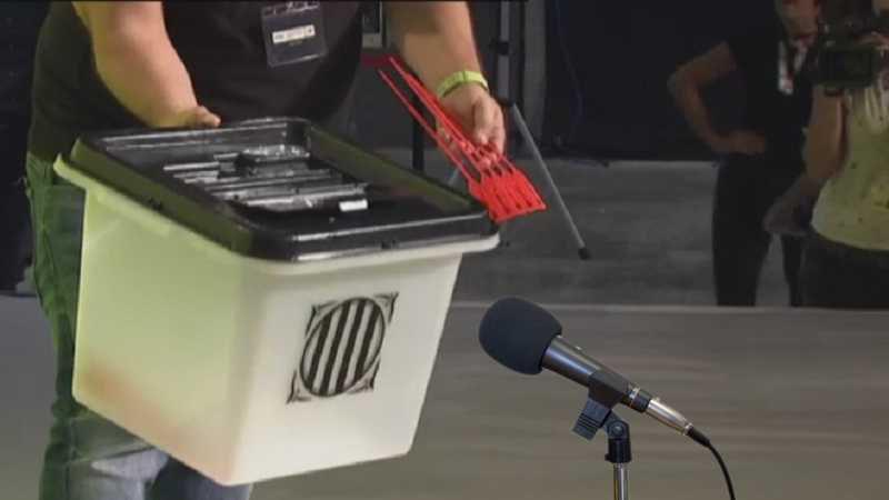 El testimonio de las urnas, clave en el desarrollo del juicio del procés