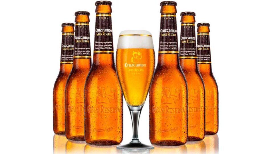 Cruzcampo desvela que la Gran Reserva es la cerveza que no han vendido los últimos años