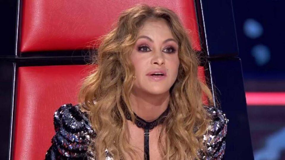 Paulina Rubio probará suerte en el mundo de la canción tras su paso por La Voz