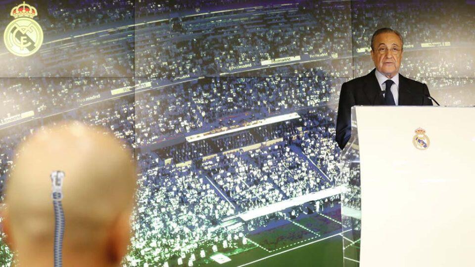 Lopetegui disfrazado de Zidane consigue engañar a Florentino y firma otra vez por el Madrid