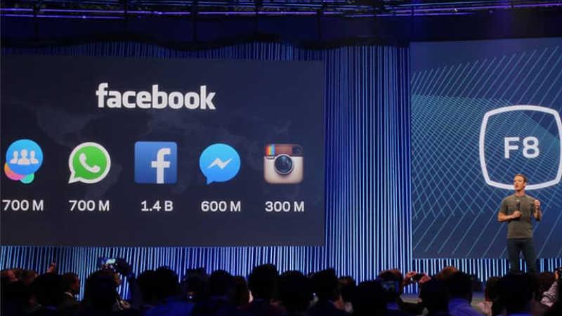 Facebook, Instagram y Whatsapp se caerán todos los viernes de 4 a 5