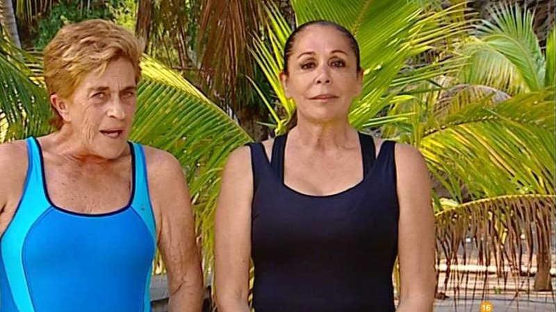 Telecinco permitirá a la Pantoja afeitarse en la isla de Supervivientes