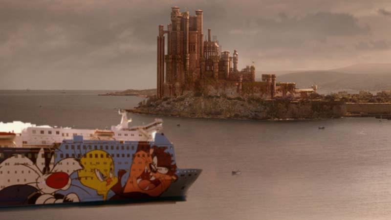 El Barco de Piolín pone orden en el último episodio de Juego de Tronos