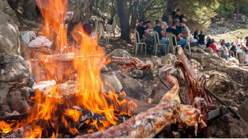 9 de cada 10 invitados a una barbacoa ya no tienen hambre cuando la carne está lista