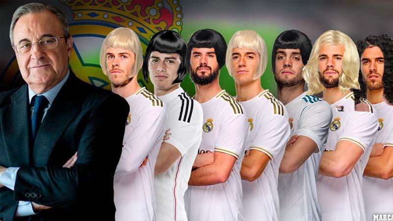 El Real Madrid creará el equipo femenino con los jugadores descartados del primer equipo