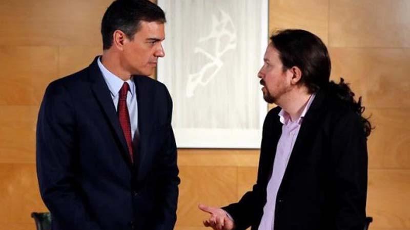 Los padres de Pedro Sánchez y Pablo Iglesias quedan para intentar cerrar un acuerdo de gobierno