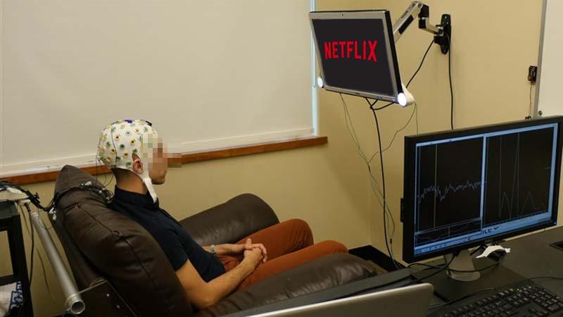 Netflix transferirá temporadas completas de tu serie a tu cerebro en 10 segundos