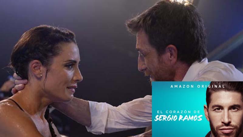 La prueba más dura de Pilar Rubio en EH. Tendrá que ver la serie de Sergio Ramos