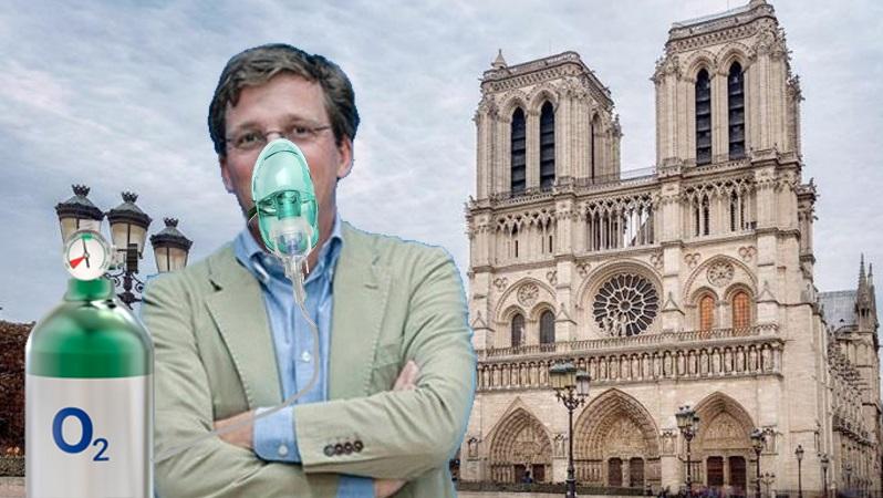 Martínez-Almeida se sigue quedando con Notre Dame