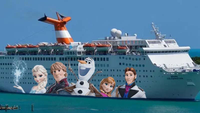 El gobierno no renueva con Warner y firma con Disney para enviar un barco a Barcelona