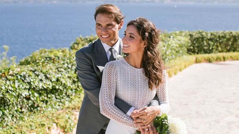 Nadal cancela varios masters 1000 para 2020 tras consultarlo con su mujer