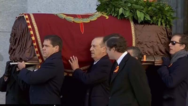La familia Franco sacará en procesión a Franco cada 24 de octubre