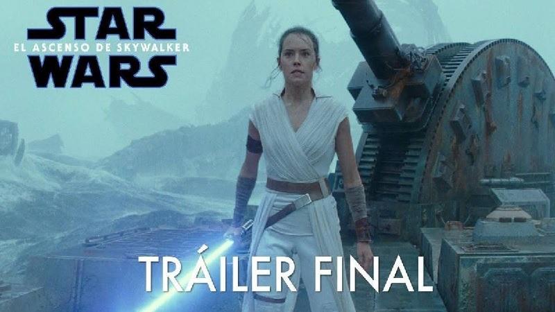 Ya es posible ver Star Wars IX copiando y pegando los tráilers uno tras otro