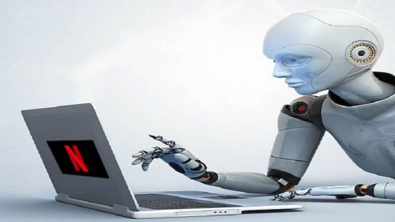 Netflix crea un robot capaz de hacer series