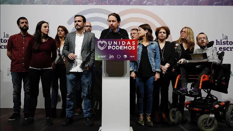 Podemos espera que 4 años sean suficientes para destruir España