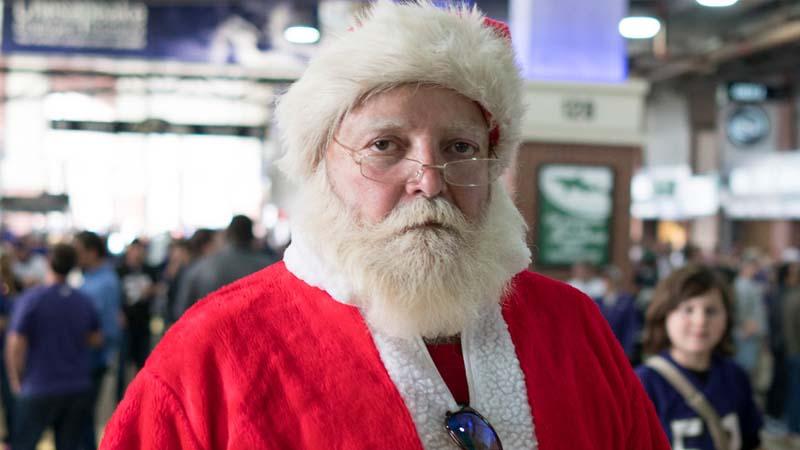 Papá Noel pide por favor que no le pidan más succionadores de clítoris