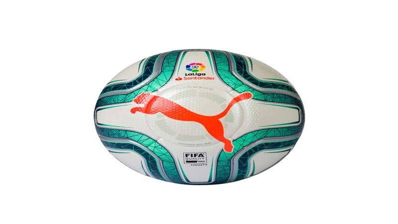 La Liga aprueba el nuevo balón ahuevado para 2021