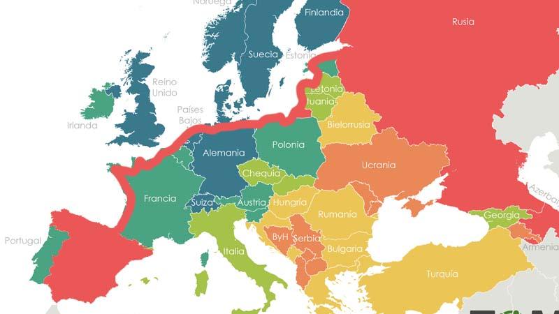 España busca una vía para anexionarse a Rusia