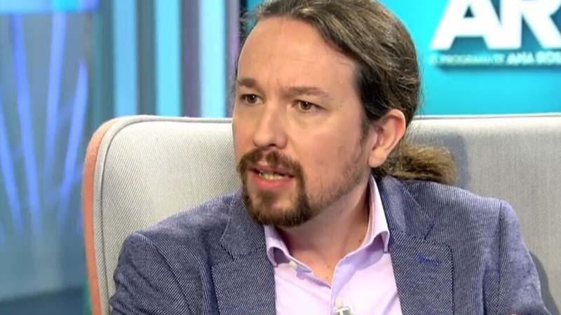 """Pablo Iglesias no descansará """"hasta que cada español tenga chalet con piscina como yo"""""""