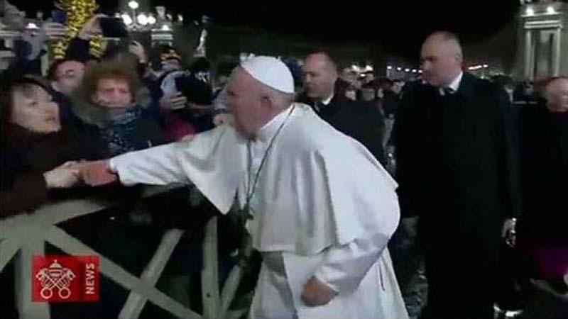 El Papa Francisco se dejará tirar del brazo, de 6 a 7 en El Corte Inglés