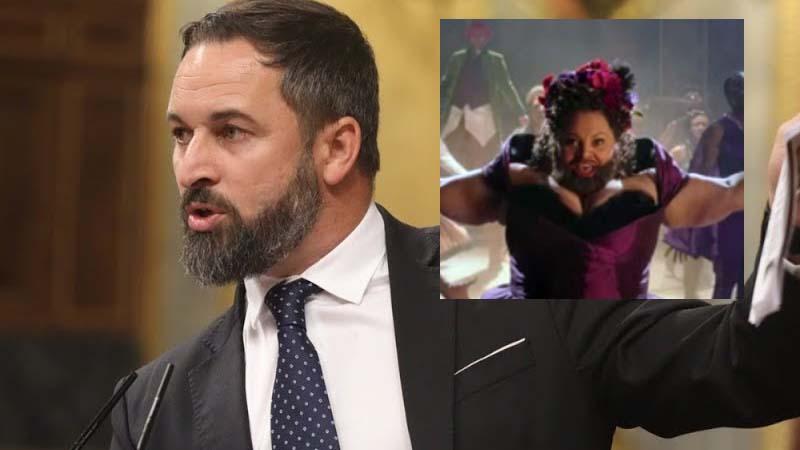 """VOX exige la retirada de """"la mujer barbuda"""" de los circos españoles"""