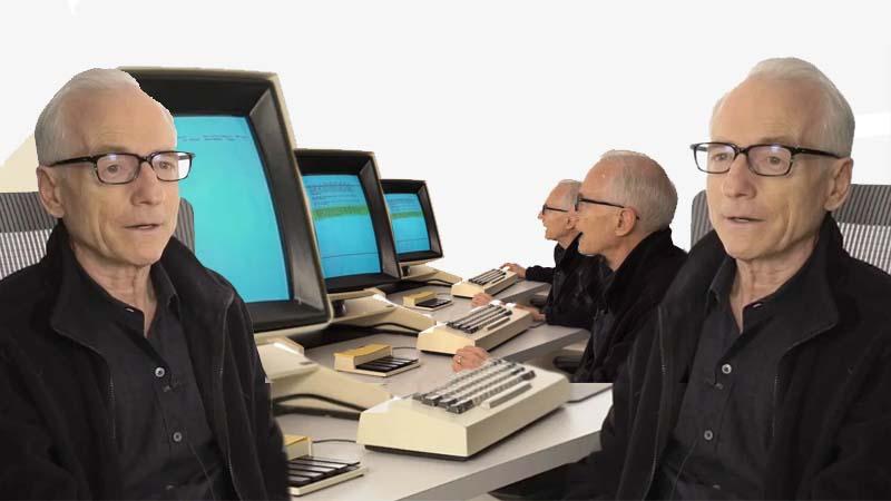 Muere uno de los Larry Tesler, creador del CONTROL+C y CONTROL+V