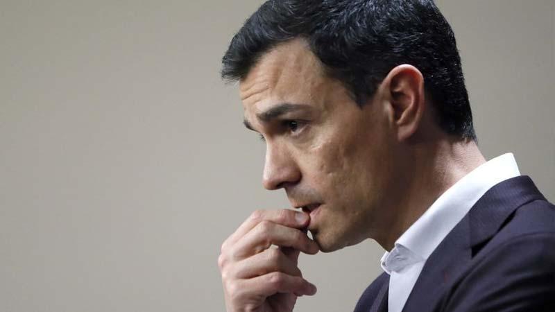 El Gobierno no puede devolver los 650.000 test porque Pedro Sánchez ha perdido el ticket