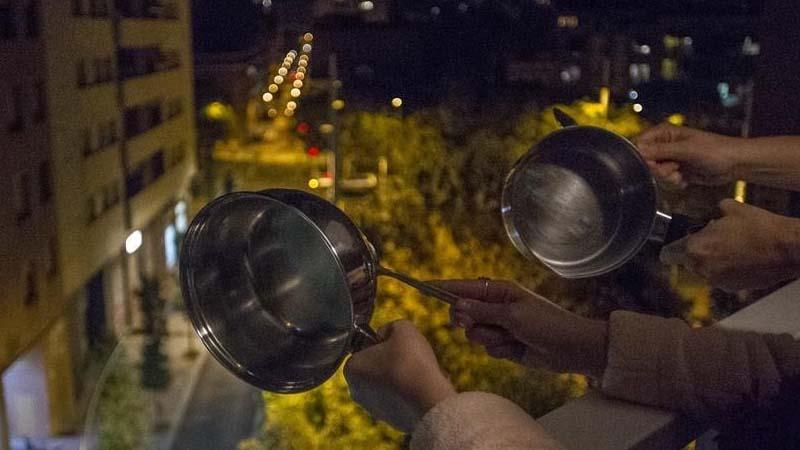 España, en riesgo de quedarse sin cacerolas